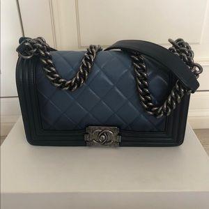 Chanel Medium Le Boy Bag